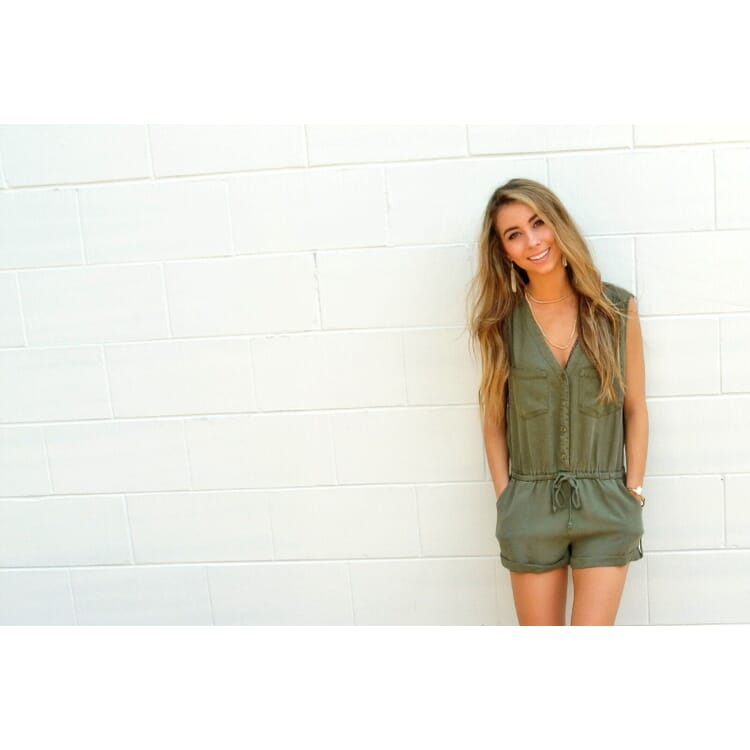Caitlyn Romper